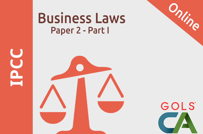 Paper 2 - Part I - Business Laws