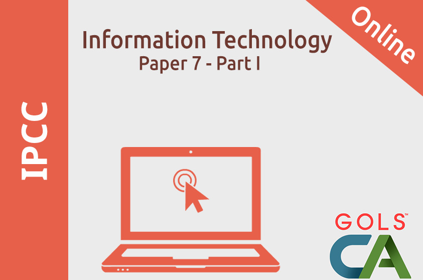 Paper 7 - Part I Information Technology  ( Old Syllabus )
