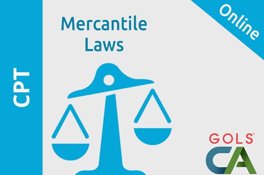 Mercantile Laws